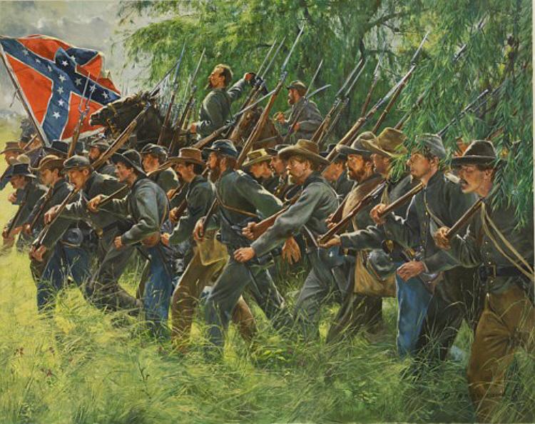 general_gordon_at_gettysburg