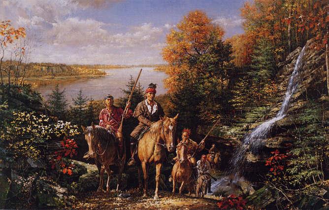 Tecumseh Guardian Of The Ohio